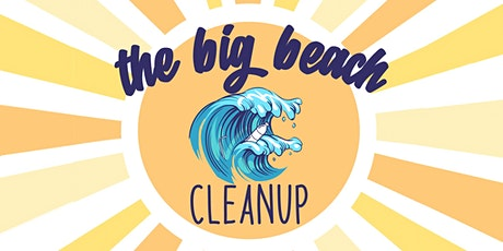 The BIG Beach Cleanup tickets