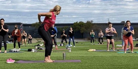 Barre in the Park presented by Meanwhile Brewing & Barre3 tickets