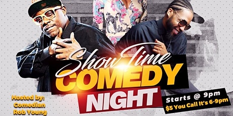 Comedy Night at Showtime tickets