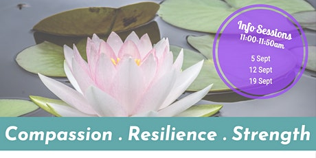 Mindful Self Compassion Session Online tickets