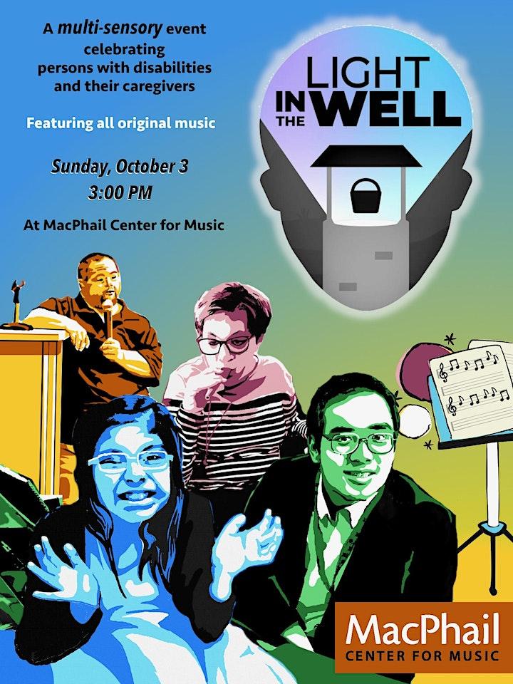 Light in the Well: a multi-sensory performance celebrating diversity image