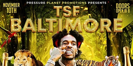 Sauce Walka TSF Baltimore Take Over tickets