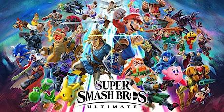 Super Smash Brothers Ultimate: E-Sports League Mx 2021 entradas