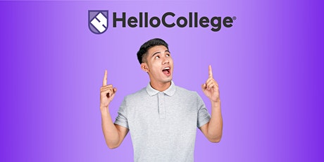 Demo of the HelloCollege Experience tickets