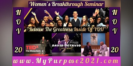 """""""Release The Greatness Inside of You"""" - Women's Breakthrough Seminar tickets"""