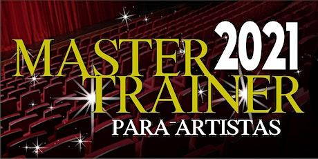 MasterTrainer para Artistas 2021 entradas