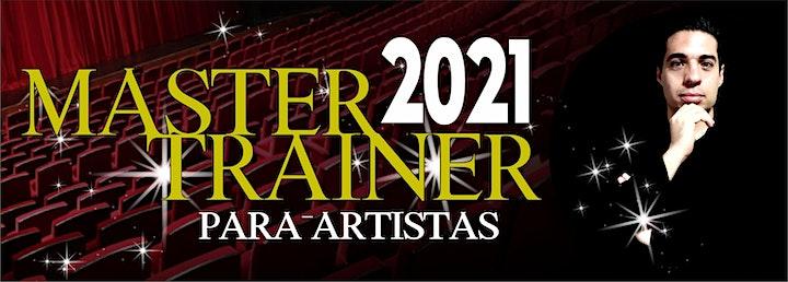 Imagen de MasterTrainer para Artistas 2021