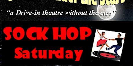 Concert Under the Stars Sock Hop Saturday starring Kelli Grant tickets