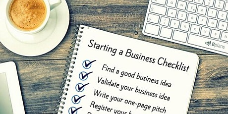 WEBINAR: How to Start Your Business in Illinois tickets