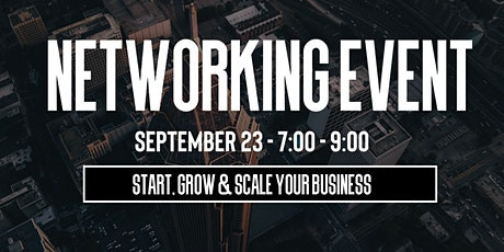 Mind Your Business 012 - Networking Event & Mixer tickets