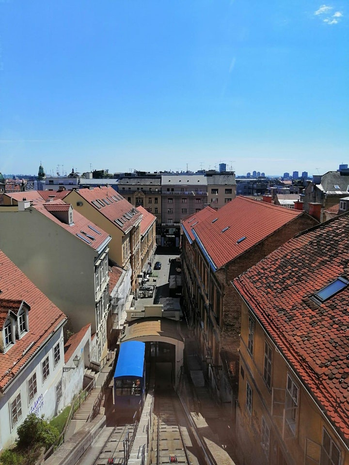 Walk along Zagreb's old town image