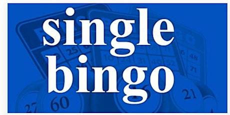 KENSINGTON SINGLE BINGO THURSDAY SEPTEMBER  30, 2021 tickets