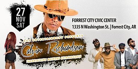 Calvin Richardson Thanksgiving Weekend Extravaganza tickets