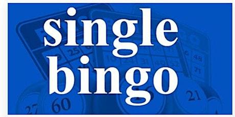 KENSINGTON SINGLE BINGO THURSDAY NOVEMBER  18, 2021 tickets