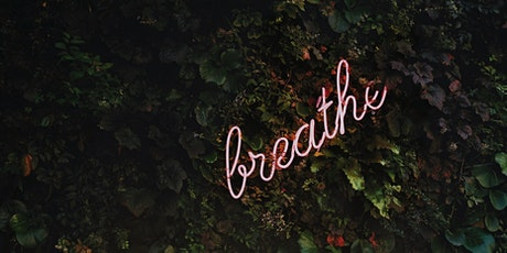 Pause and Breathe tickets