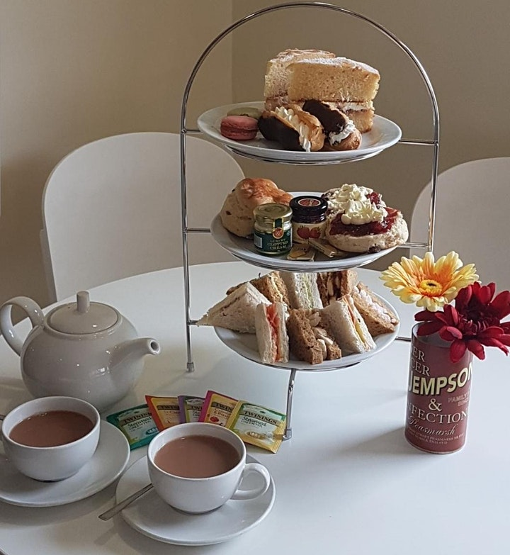 Afternoon Tea Party in aid of Olivia's Closet image