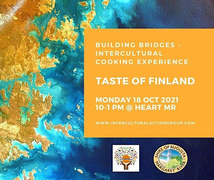 Building Bridges - Intercultural Cooking Experience image