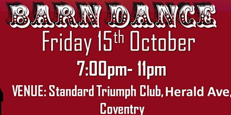 Barn Dance!   Organised by Strictly Christmas '21 tickets