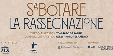1° Festival di Microteatro - 19 settembre, Fascia A biglietti