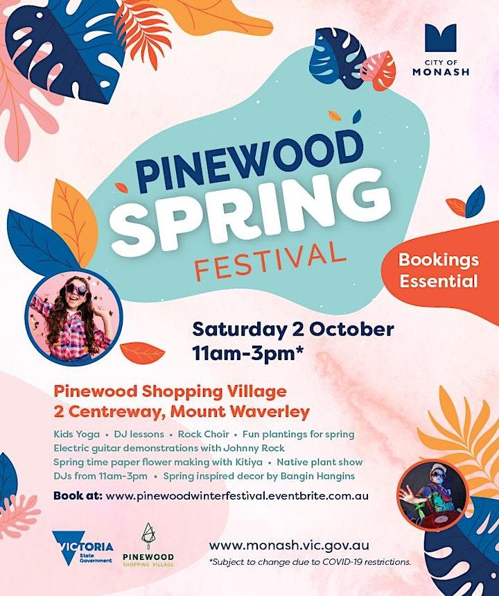 Pinewood Spring Festival image