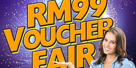Sellers Registration For Rm99 Voucher Fair tickets