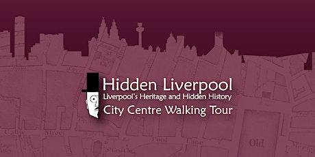 City Centre Walking Tour (Heritage Corridor) tickets