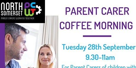 NSPCWT & Clevedon Learning Trust Coffee Morning tickets