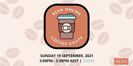 RESN Online Coffee Chats tickets