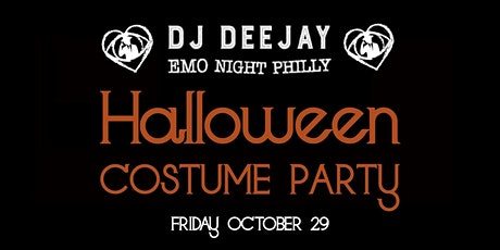 DJ Deejay's Emo Night Philly Halloween Costume Party tickets