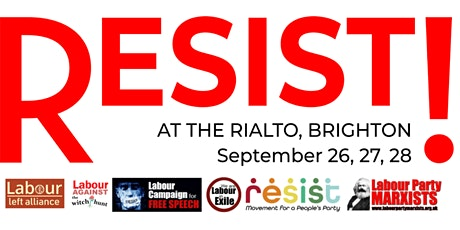 The Resist! Event tickets
