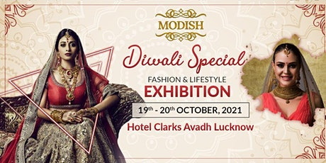 MODISH-Fashion & Lifestyle Exhibition- Diwali Edition tickets