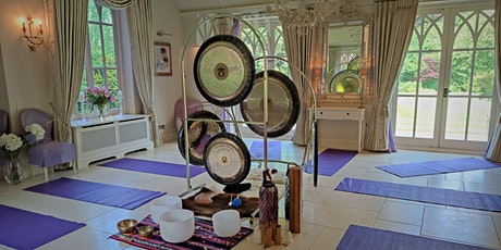 Special Gong Bath at Foxlea Manor tickets
