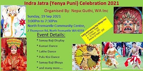 Indra Jatra (Yenya Puni) Celebration 2021 tickets