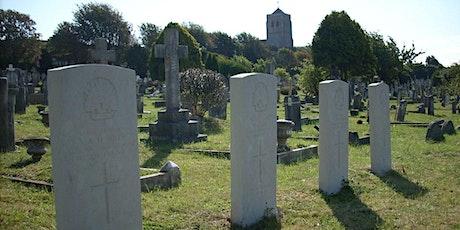 CWGC Tours: Eastbourne Ocklynge Cemetery tickets