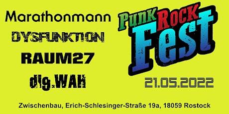 PunkRockFest Rostock Tickets