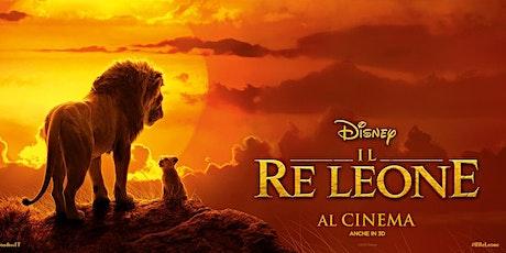 Il Re Leone (1994) - Cinema sotto le stelle biglietti