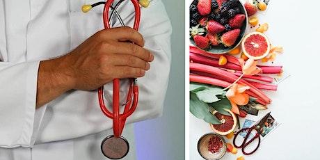 VEGAN DR TALKS - food as medicine tickets