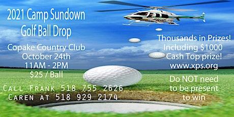 2021 Camp Sundown Golf Ball Drop tickets