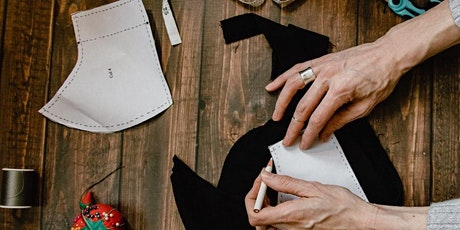 INTRODUCTION TO PATTERN CUTTING - RESTYLE / REFIT tickets
