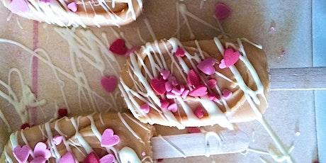 Children's fudge lolly gift workshop tickets