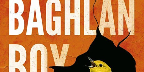 Baghlan Boy  - Book event with the author Michael Crowley tickets