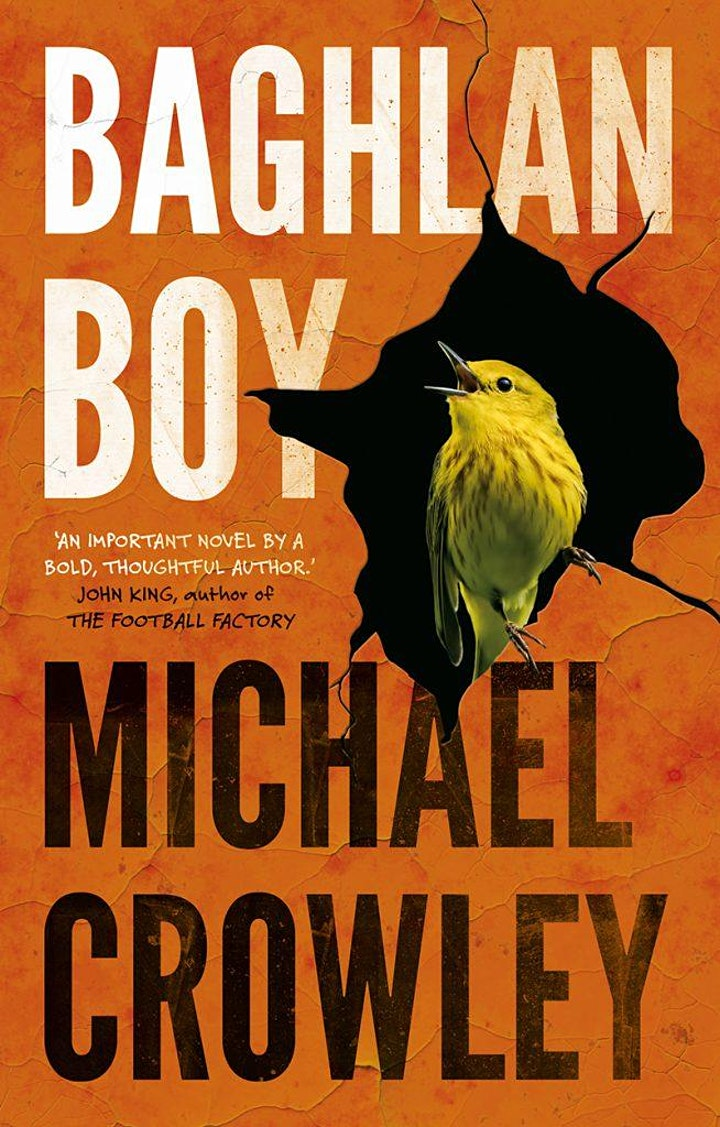 Baghlan Boy  - Book event with the author Michael Crowley image