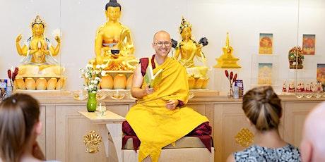 Meditation för alla (Gratis) tickets