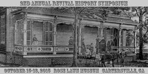 Second Annual Revival History Symposium