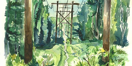 Online Watercolor Class for Beginners and Intermediates tickets