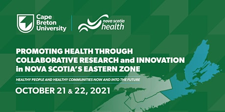 Promoting Health Through Collaborative Research and Innovation in NS tickets
