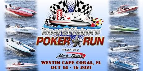 Roar Offshore Poker Run Presented by Nor-Tech tickets