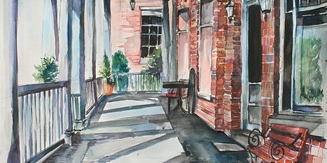 Fall Watercolor Painting Class, Wednesdays tickets