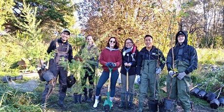 TUC Speed Valley Chapter Tree Planting Event tickets
