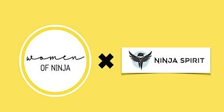 WomenOfNinja X Ninja Spirit Tickets